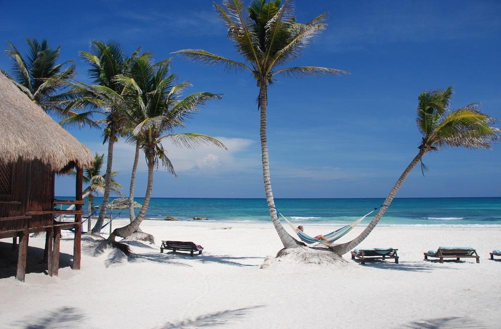 playa con wifi